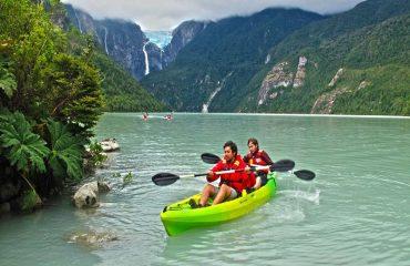 kayak-ventisquero